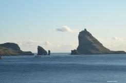 Faeroe Islands mountains