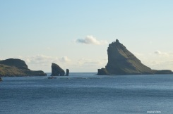 Faeroe Islands mountains