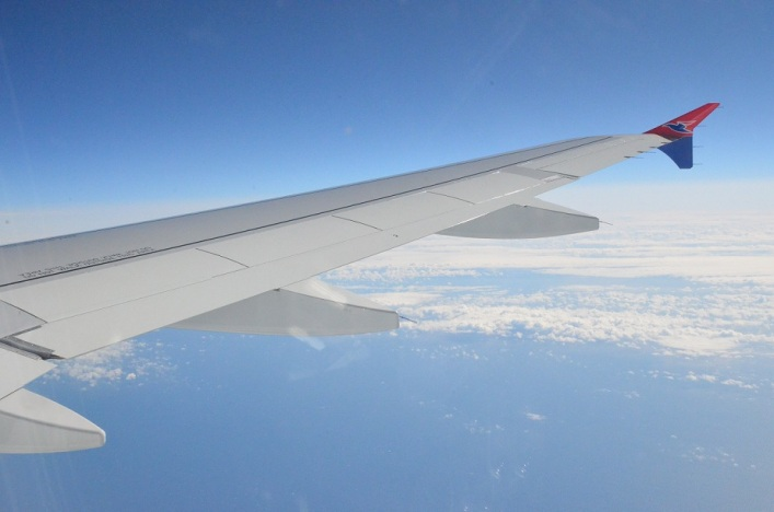 Nikon wings above Denmark