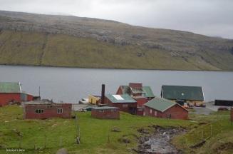 Við Áir Abandoned whaling station