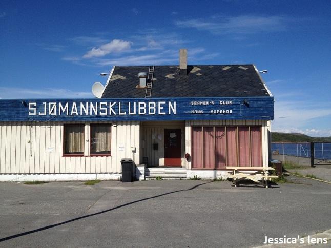 Kirkenes Seamen's club