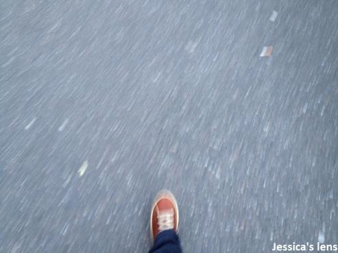 2012-10-12 Walking in Oslo