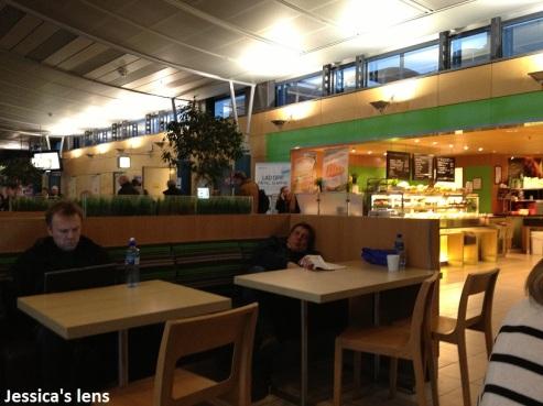 2012-10-21 Trondheim Airport Værnes
