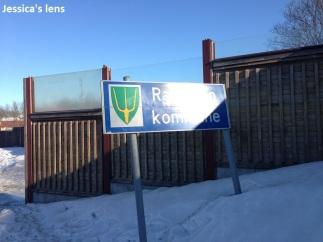 Entering Rælingen