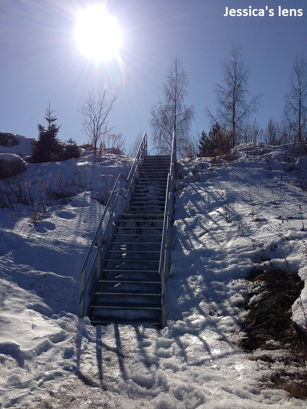 Stairway to nothing, Lørenskog
