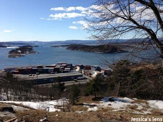 Oslo docks