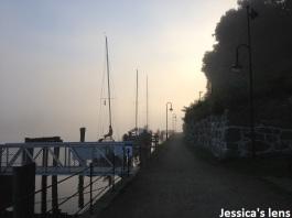 August 9th Mist