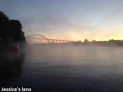 September 27th Fredrikstad bridge