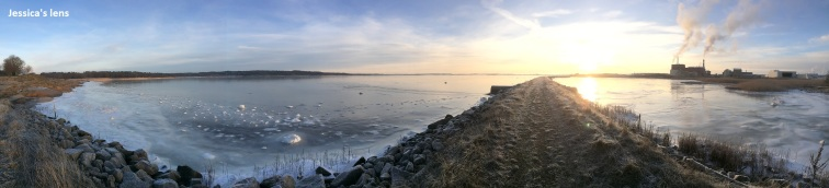 Øra breakwater