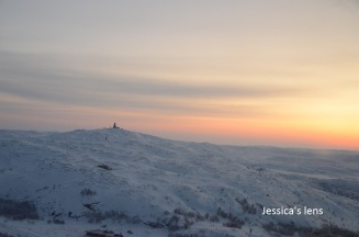 Leaving Kirkenes